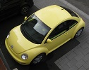 VW New Beetle de 1999